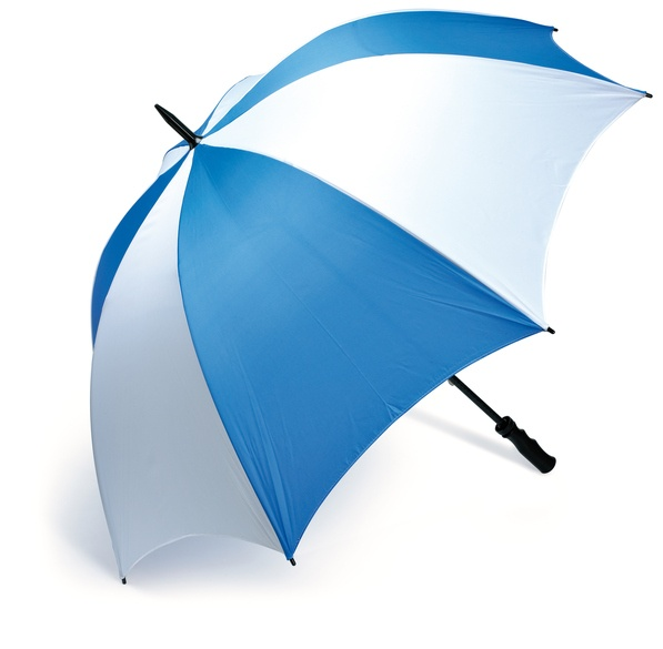 Promotional umbrella with no branding